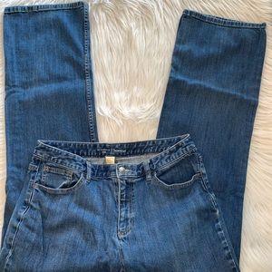 Liz Claiborne size 14 bootcut jeans S